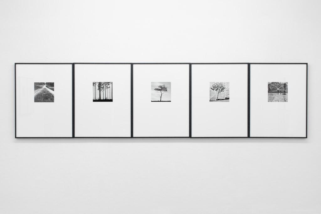 Utställningen Phone Diary, Black Door Gallery, Örebro