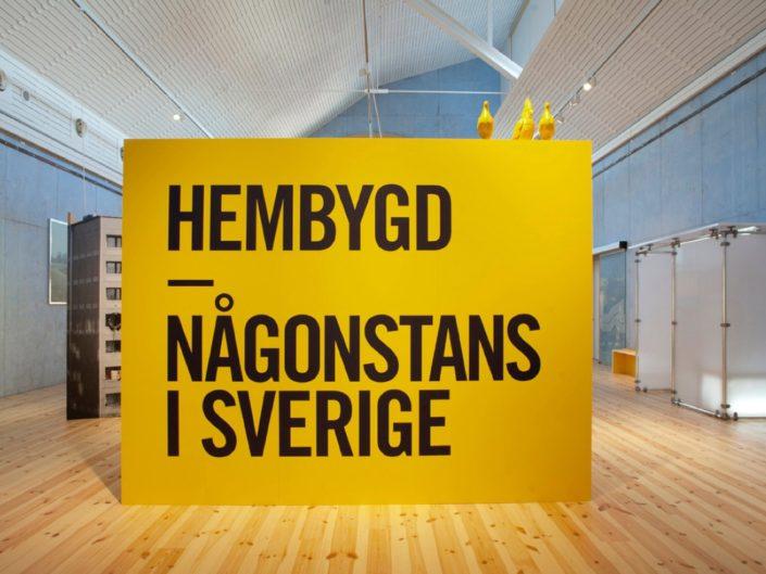 Hembygd - någonstans i Sverige